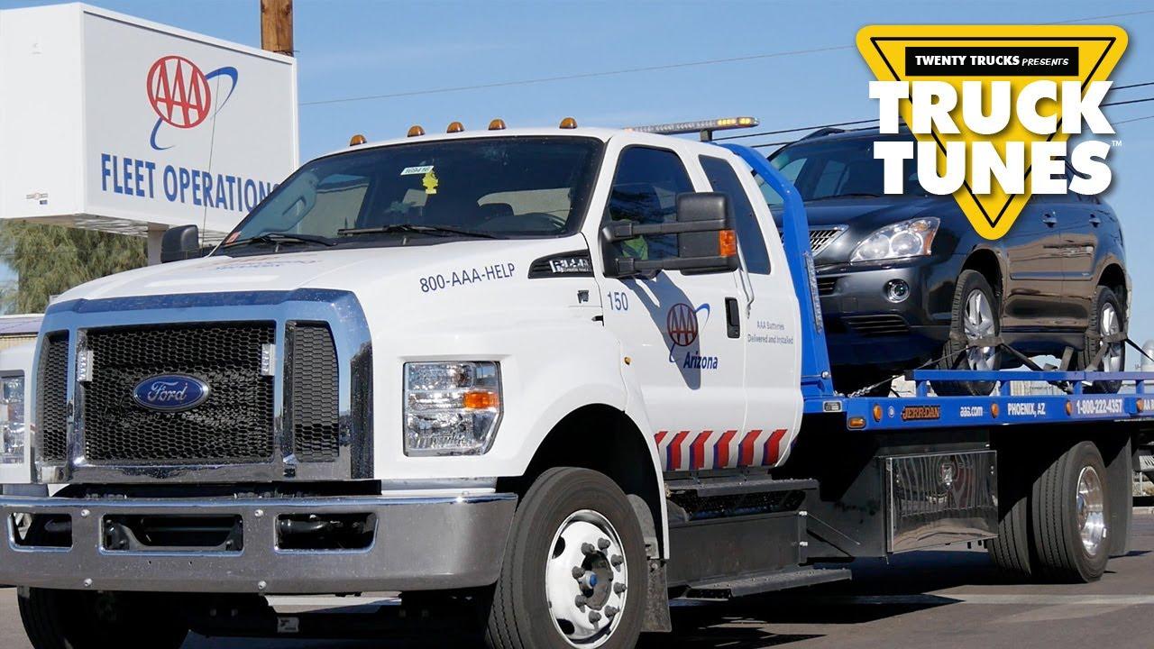 tow truck for children kids truck video tow truck youtube