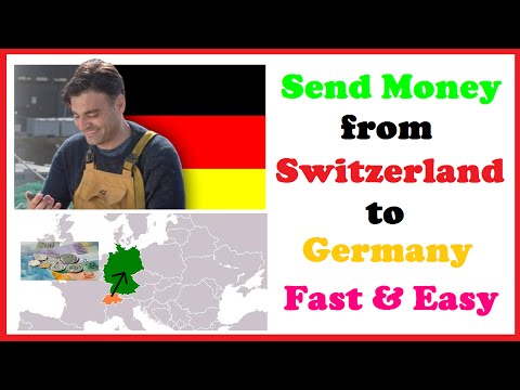 Send Money from Switzerland to Germany Fast & Easy