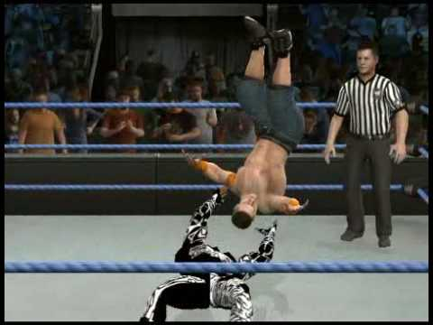 WWE SmackDown vs. RAW 2010 11/26/09 13:07