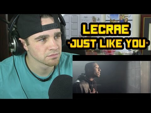 Lecrae - Just Like You REACTION!!!