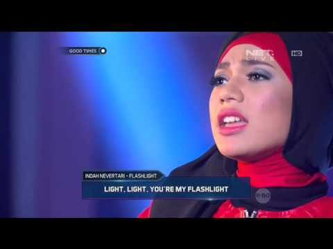 Jessie J - Flashlight (Indah Nevertari Cover)