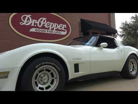1982 Chevy Corvette C3 Crossfire Hurricane!