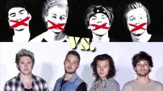 Don't Stop vs  No Control 5SOS vs  One Direction mashup