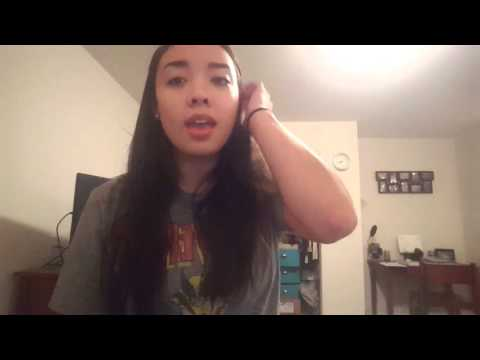 """""""Love Yourself"""" - Justin Bieber Cover By Alina Jasmine"""