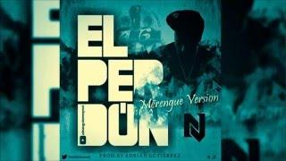 Nicky Jam - El Perdón (Merengue Version) (Prod. By Adrián Gutiérrez) Marzo 2015