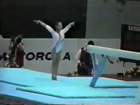 1999 World Gymnastics Championships - Women's Qualifying, Part 2 (HV)