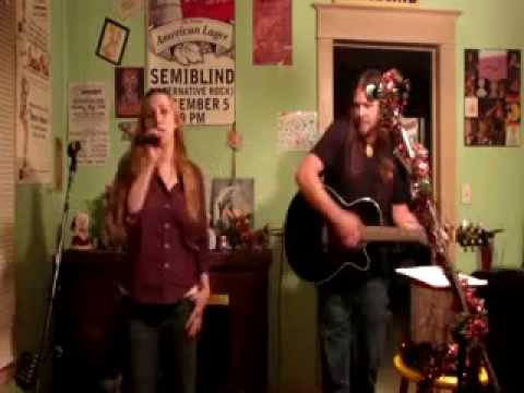 I Saw Mommy Kissing Santa Claus by Dog & Butterfly acoustic