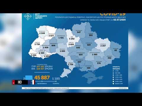 ТРК ВіККА: Нові одужання: хроніка коронавірусу на Черкащині