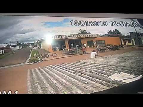 Civil e policial militar são baleados em Castanhal; veja o vídeo