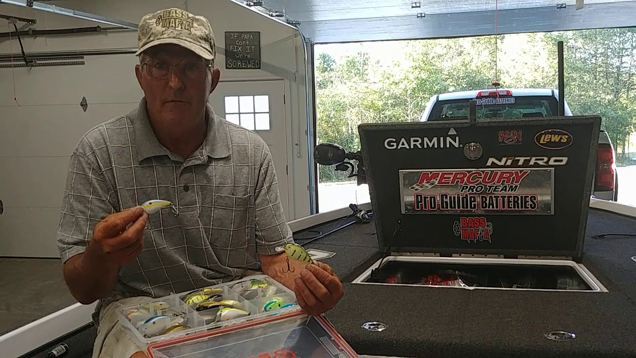 October 2 2019 Table Rock Lake Fishing Report With Pete Wenners