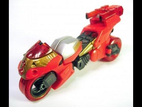 Ransack (Gasket) - Transformers Cybertron (Galaxy Force)
