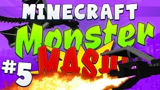 Minecraft Monster Mash - Part 5 - Pig + Lava = Win [Finale!]