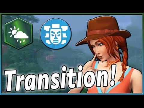 The Sims Info/Thoughts: Rain Transition, Seasons Merch, Mobile Hobby! thumbnail