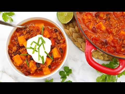 3 NEW Ways To Eat Sweet Potatoes | Healthy Meal Plans
