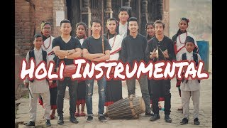 Holi Instrumental Cover