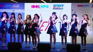 SWEAT16! - ปิ้งย่าง + TKO + มุ้งมิ้ง @ Idol Expo 2019