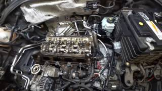 The Daily Mechanic Tiguan CCT Head Removal