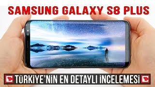 Samsung Galaxy S8+ İncelemesi - En güçlü Android akıllı telefonu test ettik!