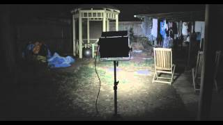 APUTURE LIGHT STORM LS 1S LED PANEL - FIRST TIME OUTDOOR TEST