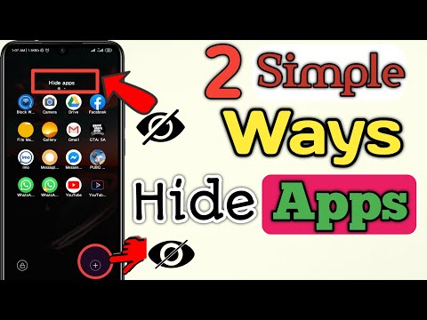 How To Hide Apps & Games On Android Phone (No Root) | Hide Apps On Android