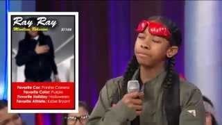One on One With Ray Ray- Mindless Behavior
