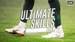Ultimate Skills & Tricks in Football 2019 ● 4K