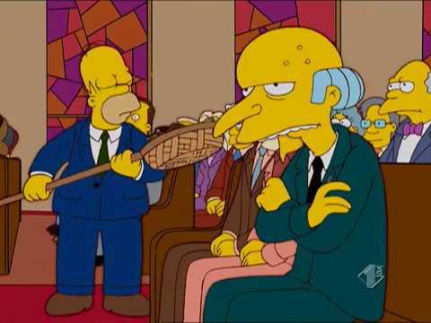 I Simpson ITA - Homer l'uomo più buono della città