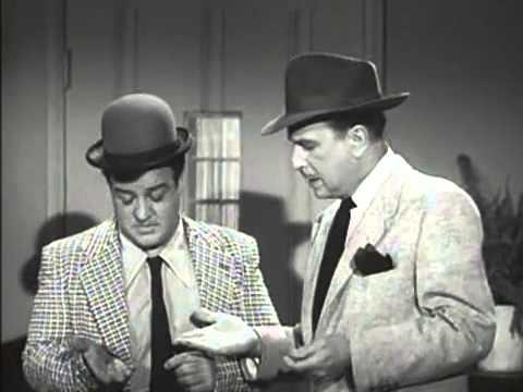 Abbott & Costello - Loan Me 50cents