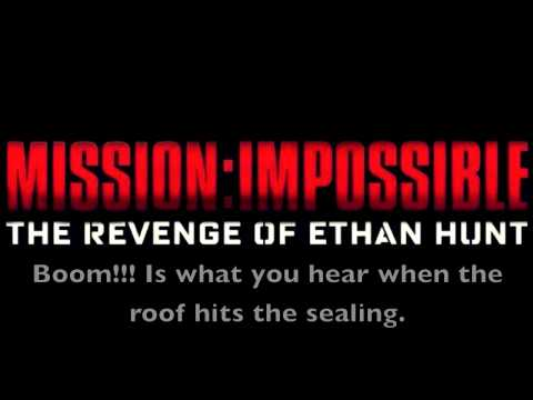Mission Impossible- The Revenge Of Ethan Hunt (Fan Made Song/Rap)
