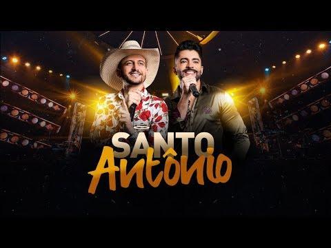 Antony e Gabriel - Santo Antônio (Ao Vivo em Curitiba)