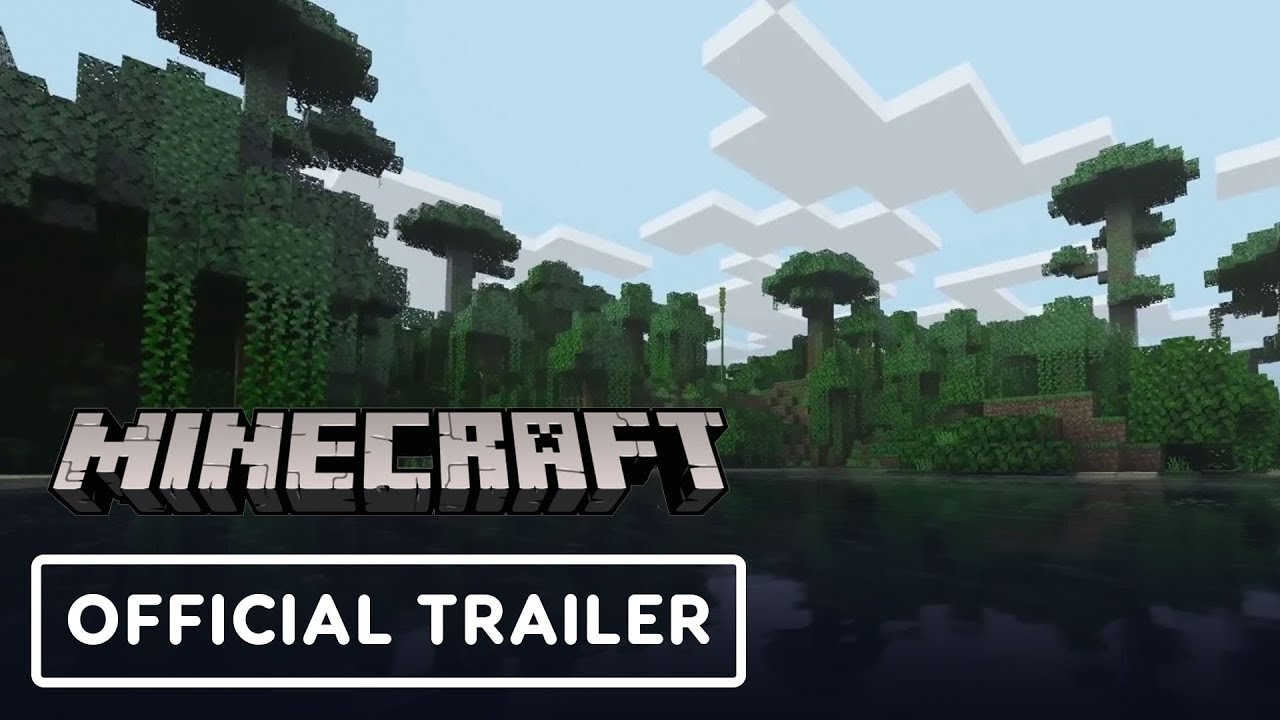 Minecraft with RTX for Windows 10 Official Trailer - Gamescom 2019