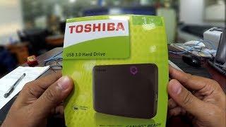 Lazadaserye: Toshiba Canvio Ready 1 TB USB 3.0 Portable Hard Drive