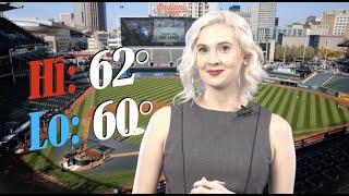 Will forecast showers rainout Cleveland Indians, New York Yankees ALDS Game 5?