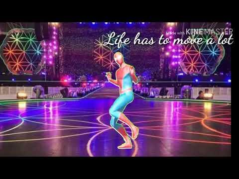 Animasi dance  music dj Lucu
