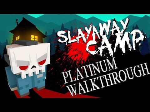 Slayaway Camp: Butcher's Cut Platinum Walkthrough - Trophy & Achievement Guide
