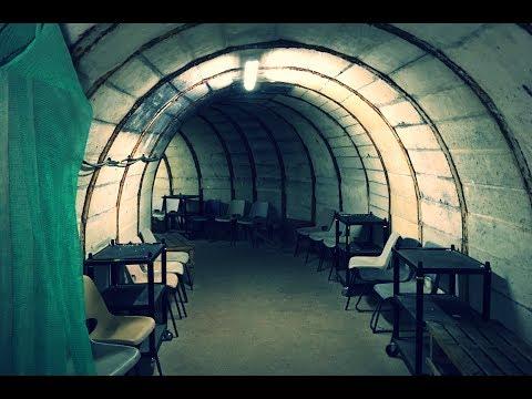 Portsmouth's Secret HQ D-DAY Tunnels 2018