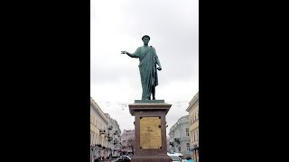 Дюк де Ришелье. От Одессы до Парижа. ( Часть 2 )