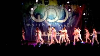 Trilogy Dance Crew - Upper Division WOD UK 2014