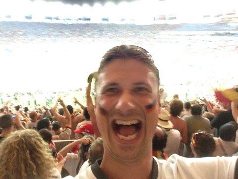 Last Minute In Maracana 2014 World Cup German Side