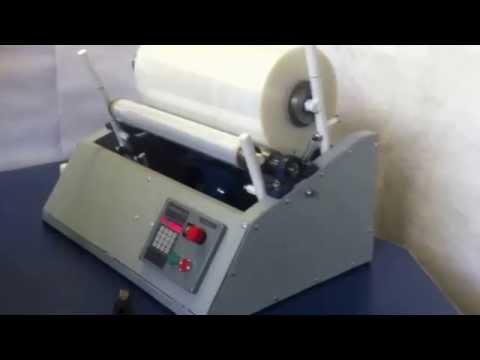 видео: перемотчик стрейч-пленки МАХРАСК модель А