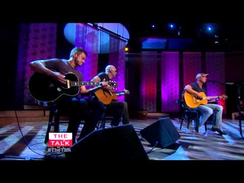 "The Talk   Kenny Chesney Performs ""American Kids"