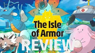 Pokemon Sword: Isle of Armor DLC Review - A Lot, Yet Not (Video Game Video Review)
