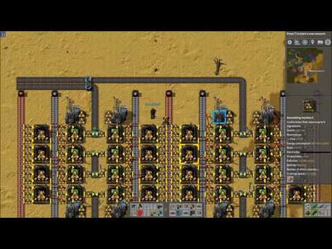 Factorio Workshop - Building A Better Factory :: Scarhoof's Green Circuit Setup