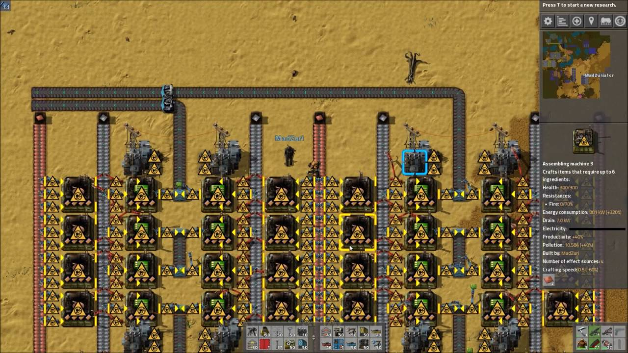 Beautiful Factorio Workshop   Building A Better Factory :: Scarhoofu0027s Green Circuit  Setup