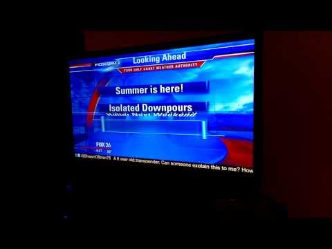 Houston HDTV Dial Scan - 6/24/13