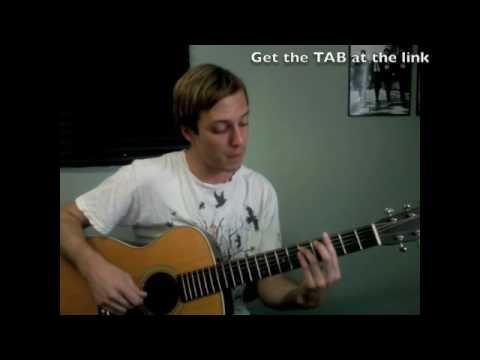 Cascada - Evacuate the dancefloor Guitar Lesson with TAB