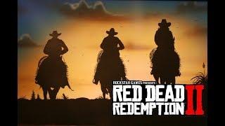 Transmisión en directo de Red Dead Redemption 2