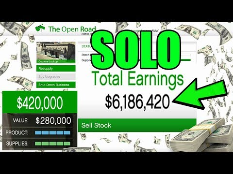 A Sick SOLO Money Glitch That Still Working For The DOOMSDAY DLC In GTA 5 Online