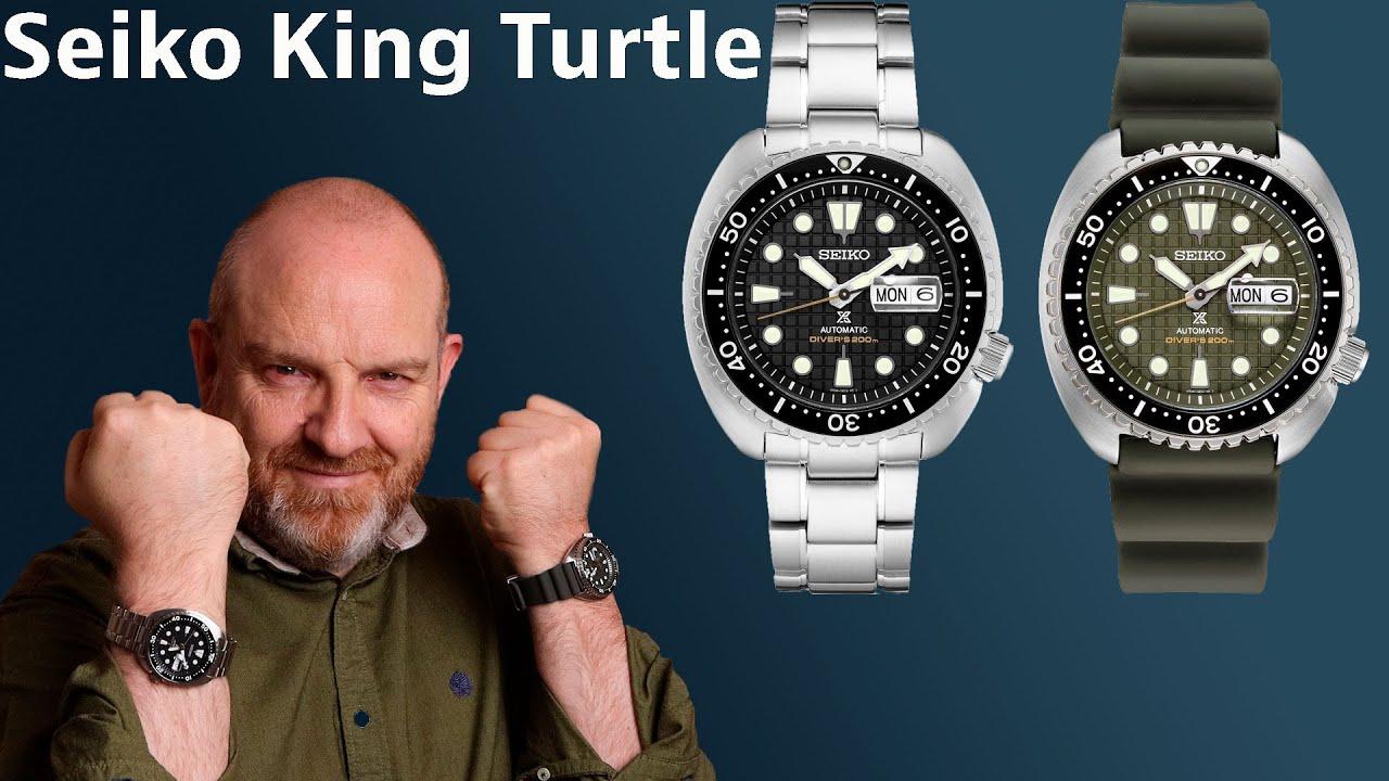 Juego de Tronos: los nuevos Seiko Prospex King Turtle