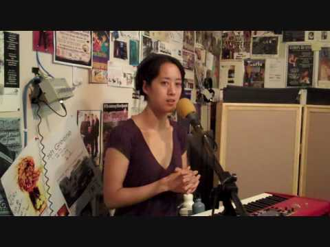 Antebellum~Interview/performance by Vienna Teng & Alex Wong LIVE on KRFC 88.9FM